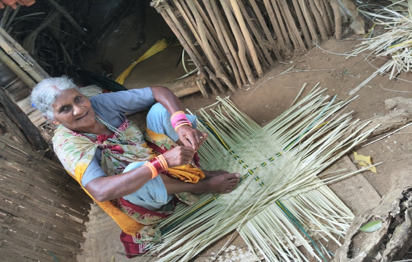 Bamboo weavers
